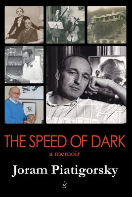 The Speed of Dark: A Memoir Cover Image