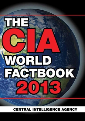 Cover for The CIA World Factbook 2013
