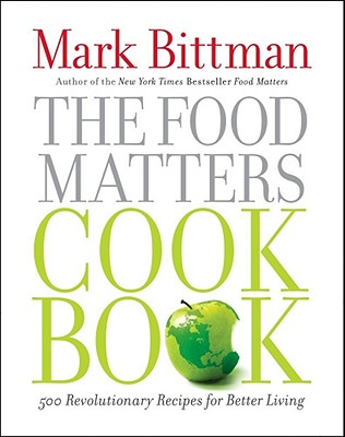 The Food Matters Cookbook Cover