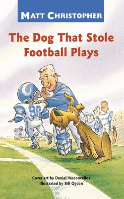 The Dog That Stole Football Plays (Harry the Dog Series #1) Cover Image