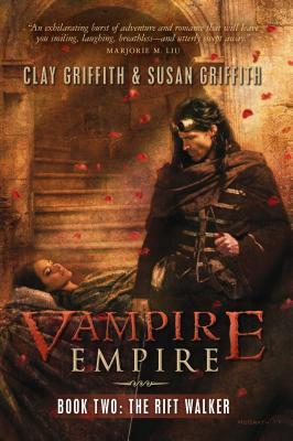 The Rift Walker (Vampire Empire #2) Cover Image