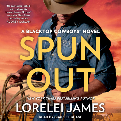 Spun Out (Blacktop Cowboys #10) Cover Image