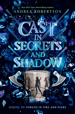 Cast in Secrets and Shadow Cover Image