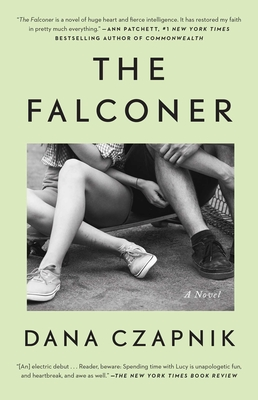 The Falconer: A Novel Cover Image
