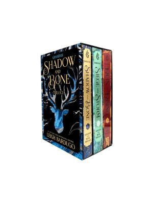 The Shadow and Bone Trilogy Boxed Set: Shadow and Bone, Siege and Storm, Ruin and Rising Cover Image