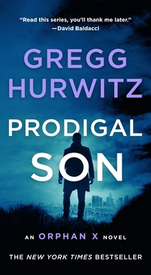 Prodigal Son: An Orphan X Novel Cover Image
