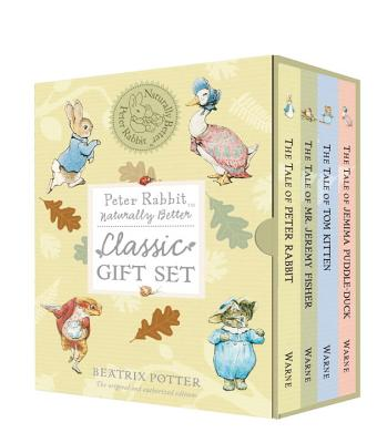 Peter Rabbit Naturally Better Classic Gift Set Cover Image