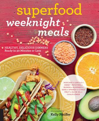 Superfood Weeknight Meals Cover