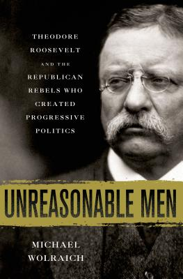 Unreasonable Men Cover