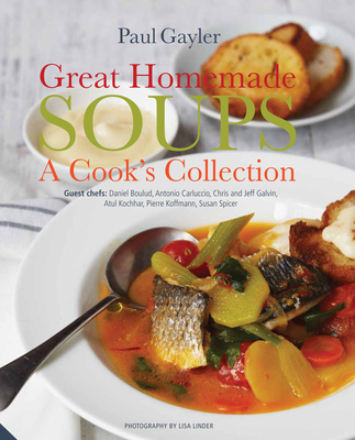 Great Homemade Soups: A Cook's Collection Cover Image