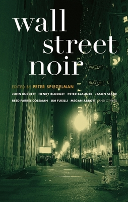 Wall Street Noir (Akashic Noir) Cover Image