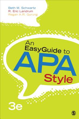 An Easyguide to APA Style Cover Image