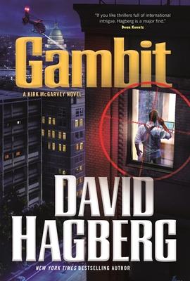 Gambit: A Kirk McGarvey Novel Cover Image