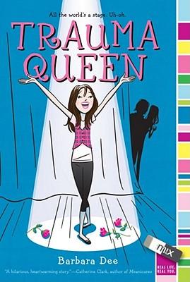 Trauma Queen Cover