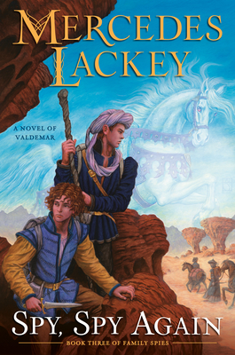Spy, Spy Again (Valdemar: Family Spies #3) Cover Image