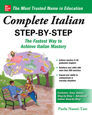 Complete Italian Step-By-Step Cover Image