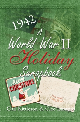 A World War II Holiday Scrapbook Cover Image