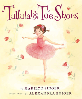 Tallulah's Toe Shoes Cover Image