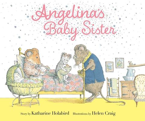 Angelina's Baby Sister (Angelina Ballerina) Cover Image