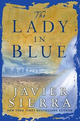 The Lady in Blue Cover