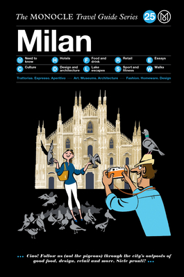 Milan: The Monocle Travel Guide Series Cover Image