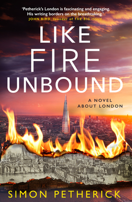 Cover for Like Fire Unbound