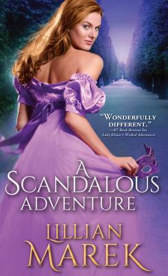 A Scandalous Adventure Cover