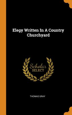 Cover for Elegy Written in a Country Churchyard