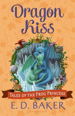 Dragon Kiss (Tales of the Frog Princess) Cover Image