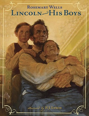 Lincoln and His Boys Cover