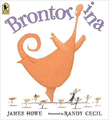 Brontorina Cover
