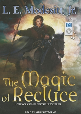 The Magic of Recluce (Saga of Recluce (Audio) #1) Cover Image