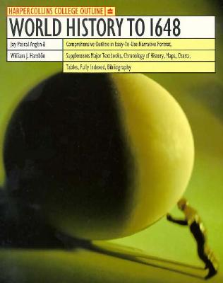 HarperCollins College Outline World History to 1648 Cover