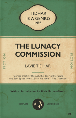 The Lunacy Commission Cover Image