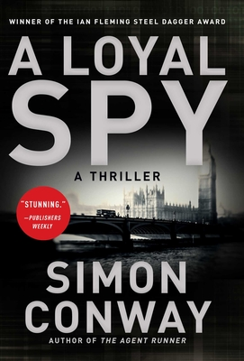 Cover for A Loyal Spy