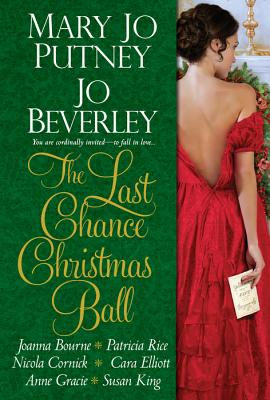 The Last Chance Christmas Ball Cover Image