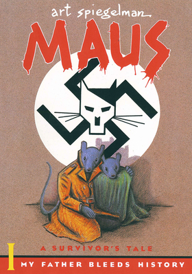 Maus I: A Survivor's Tale: My Father Bleeds History (Pantheon Graphic Library) Cover Image