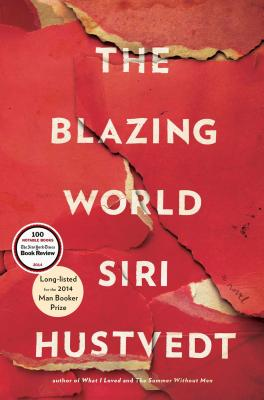 The Blazing World: A Novel Cover Image