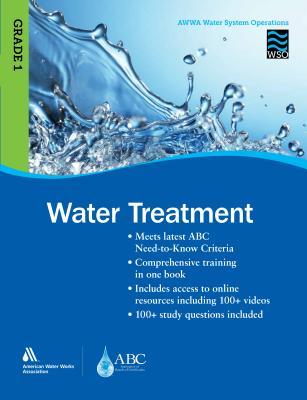 Wso Water Treatment, Grade 1 Cover Image