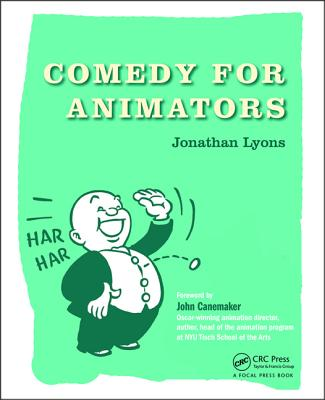 Comedy for Animators Cover Image