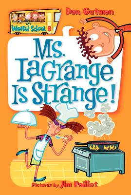 Ms. Lagrange Is Strange! Cover