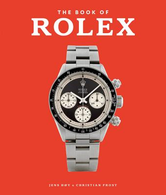 The Book of Rolex Cover Image