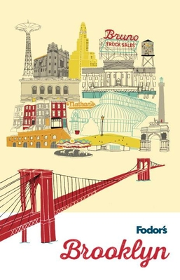Fodor's Brooklyn Cover Image