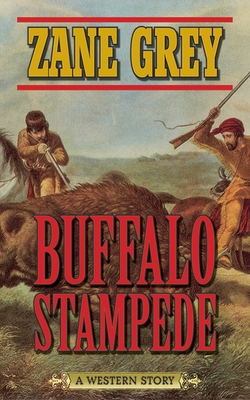 Cover for Buffalo Stampede