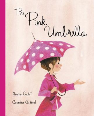 The Pink Umbrella Cover Image