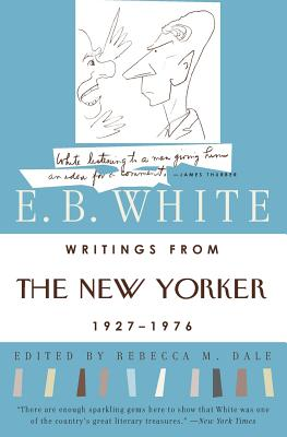 Writings from the New Yorker 1927-1976 Cover