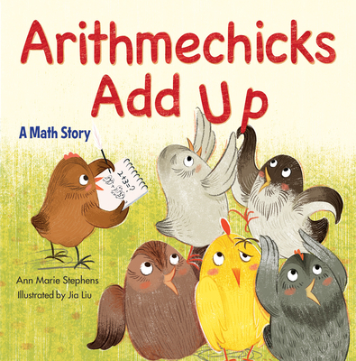 Arithmechicks Add Up: A Math Story Cover Image