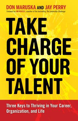 Take Charge of Your Talent Cover
