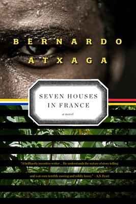Seven Houses in France Cover