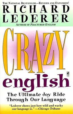 Crazy English Cover